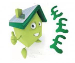 Green house saving money